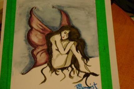 Shy Fairy